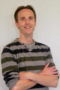 Fysiotherapeut Luc Penning